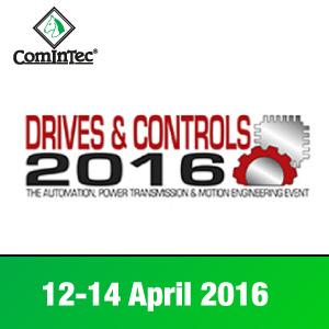 Drives e Controls 2016